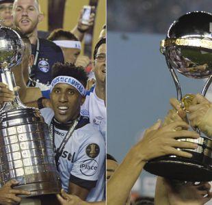 Los equipos chilenos que disputarán las próximas Libertadores y Sudamericana