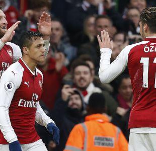 """[VIDEO] Alexis se despide de Arsenal: """"Siempre me entregué al 100%, hasta el último día"""""""
