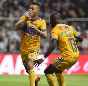 [VIDEO] Eduardo Vargas anota en triunfo de Tigres que se consagra campeón en México
