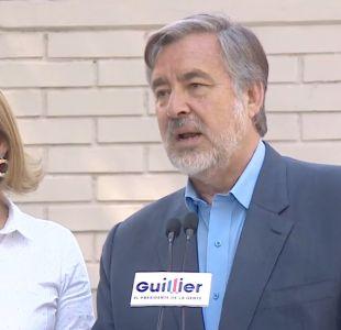 [VIDEO] Carolina Goic ratifica su apoyo a candidatura de Alejandro Guillier