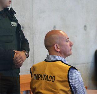 Rafael Garay vuelve a prisión preventiva ante riesgo de fuga