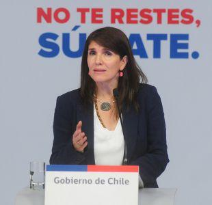 Gobierno rechaza dichos de Nicolás Monckeberg contra Bachelet: Es una agresión inaceptable
