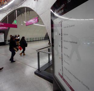 Movistar anuncia servicio de 4G para la línea 6 de Metro