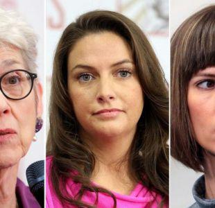 Las tres mujeres que exigen que el Congreso de Estados Unidos investigue a Trump