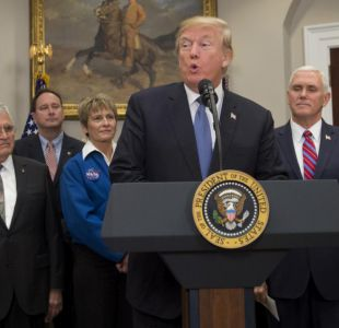 Casa Blanca rechaza pedido de investigar a Trump por acoso sexual