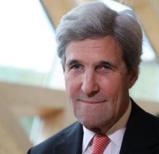Kerry: Es una desgracia la ausencia de EE.UU. en la cumbre de París