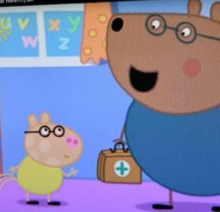 ¿Por qué señalan a Peppa Pig como enemigo número 1 de los médicos?