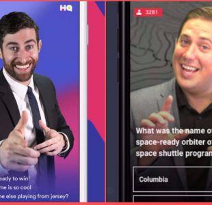 El fenómeno de HQ Trivia y The Q, los concursos interactivos en directo para móviles