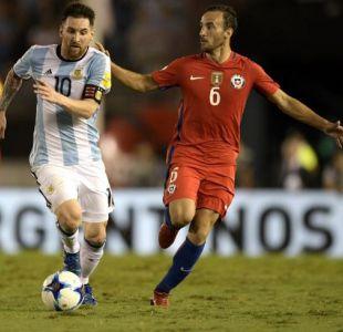 Messi y ausencia de Chile en el Mundial: Me sorprendió como a todos