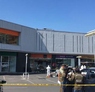 Carabineros frusta asalto a banco en Lo Barnechea y recupera $160 millones