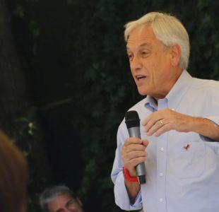 """Piñera por Guillier: """"Nadie sabe cuanto cuesta el programa"""""""