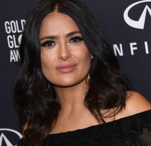 Salma Hayek dice que Harvey Weinstein fue su monstruo durante años