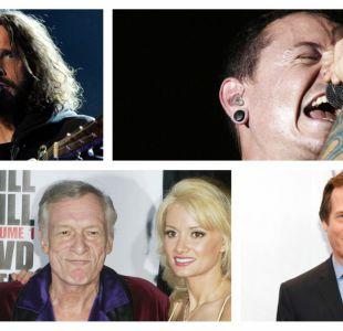 Varios son los famosos del espectáculo que murieron en 2017