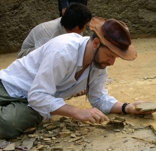 Un cazador de fósiles latinoamericano hace uno de los mayores descubrimientos de reptiles voladores