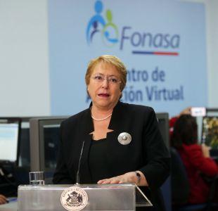 Fonasa presenta nuevo servicio web para realizar trámites médicos