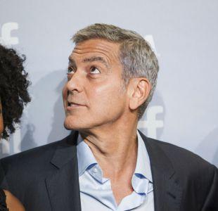 George Clooney invitó a sus mejores amigos a cenar y les regaló un millón de dólares
