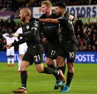 Manchester City rompe récord de victorias consecutivas en la Premier que tenía Arsenal
