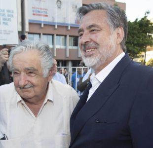 Guillier cierra su campaña en Valparaíso con presencia de Pepe Mujica