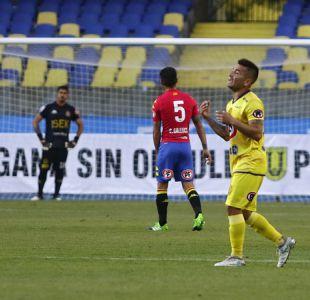 Unión Española paga caro su error ante U. de Concepción en llave por la Libertadores