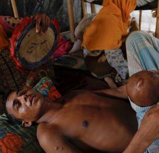 Más de 6.700 rohingya murieron en un mes por la violencia en Birmania