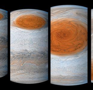 Los secretos de la tormenta en Júpiter que lleva activa 150 años