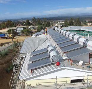 [VIDEO] El ahorro de calentar agua con energía solar