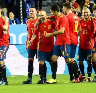La FIFA amenaza a España con dejarla fuera del Mundial
