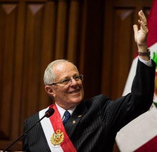 Los pasos para una eventual destitución de Kuczynski en Perú