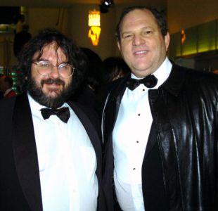 Peter Jackson y Harvey Weinstein