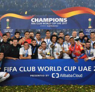 Real Madrid se convierte en campeón del Mundial de Clubes tras derrotar a Gremio de Porto Alegre