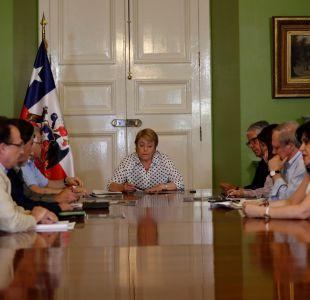 Bachelet declara a Chaitén como zona afectada por catástrofe