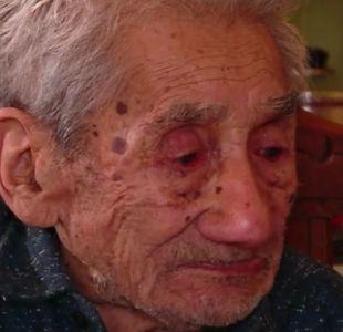 Celino Villanueva tiene 121 años de edad