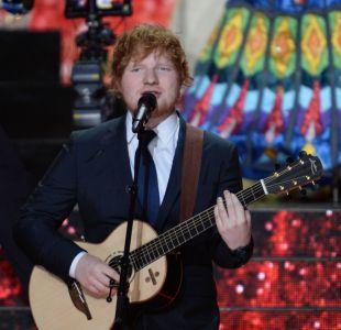 Ed Sheeran, el olvidado del Grammy 2018, recibió dos premios