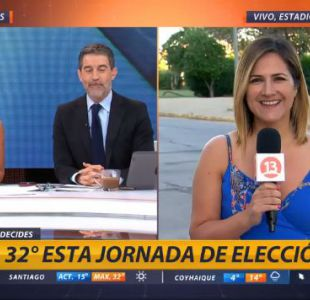 [VIDEO] Calor en la zona central llegará a 35°C este domingo de elecciones