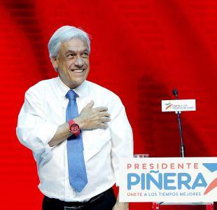 Piñera regresa a La Moneda con la promesa de ser el Presidente del cambio