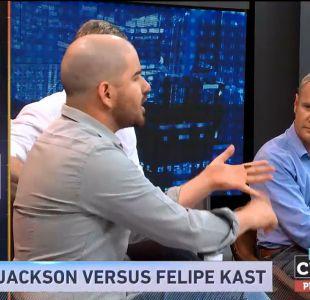 El debate entre Giorgio Jackson y Felipe Kast en En Buen Chileno