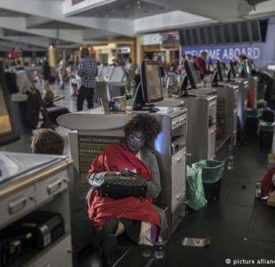 Un corte de energía detiene el tráfico en el aeropuerto de Atlanta
