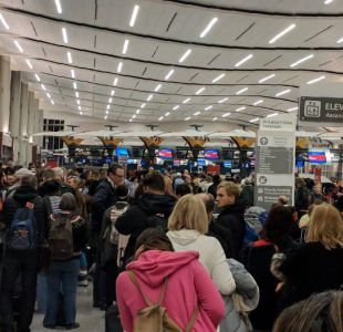 Aeropuerto de Atlanta restaura sistema eléctrico tras nueve horas de apagón
