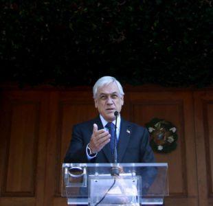 Presidentes saludan a Piñera tras ser elegido