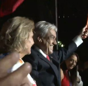 [VIDEO] Triunfo de Piñera marcó varios hitos electorales históricos