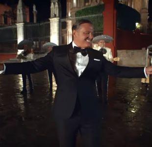 [VIDEO] Luis Miguel estrena su video La fiesta del mariachi