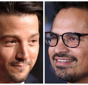 """Diego Luna y Michael Peña se enlistan en la cuarta temporada de """"Narcos"""""""