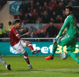 El modesto Bristol sorprende y elimina al Manchester United en Copa de la Liga