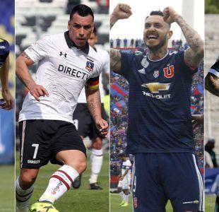 Equipos extranjeros que enfrentarán a los chilenos en Copa Libertadores