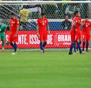 Sangra la herida: Chile, el mejor de los que no fueron al Mundial