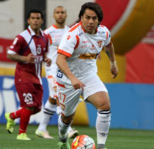Arturo Sanhueza de Cobreloa es suspendido provisionalmente por dopaje