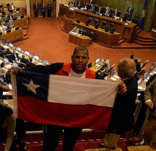 Luchador de origen cubano Yasmani Acosta logra la nacionalidad por gracia