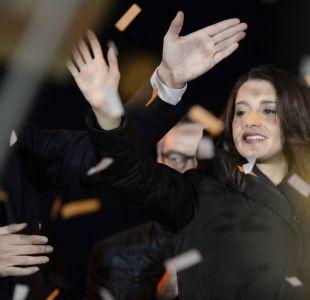 Antiindependentistas catalanes prometen batalla tras triunfo electoral