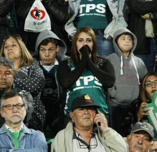 [VIDEO] Drama de Santiago Wanderers: 15 mil desilusiones en Valparaíso