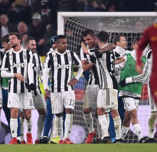 Juventus vence a Roma en vibrante duelo y sigue al acecho del título en Serie A